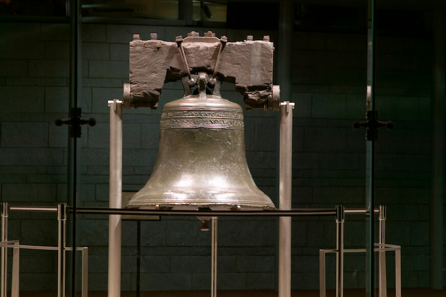 The Philadelphia Chamber of Commerce feels the Liberty Bell symbolizes its commitment to diversity.