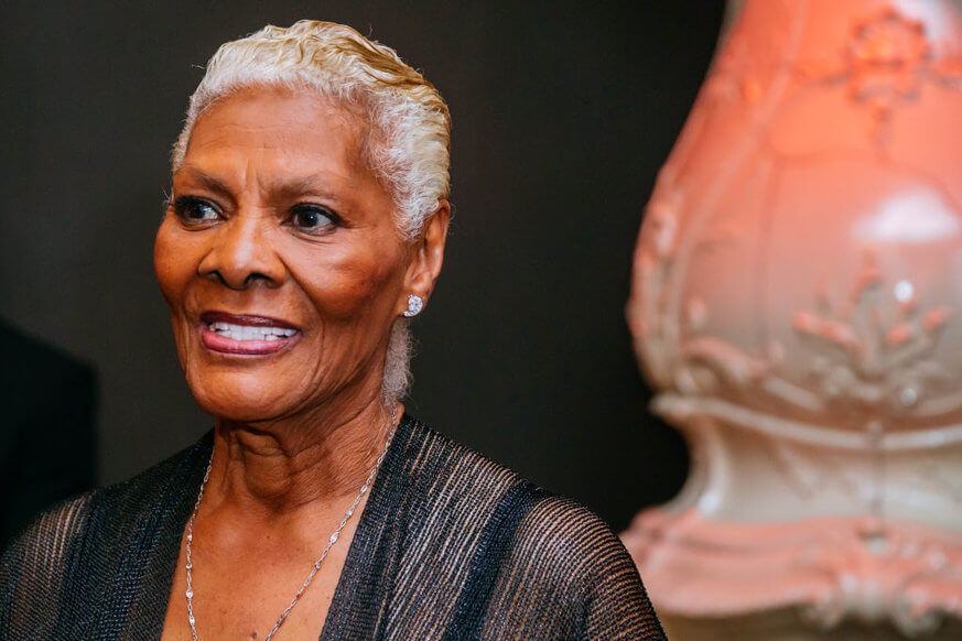 Dionne Warwick is the recipient of the 2017 Marian Anderson Award. | Getty Images