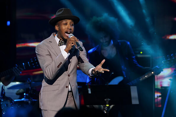 Dennis Lorenzo of West Philly went from homeless to performing on American Idol. | Getty Images