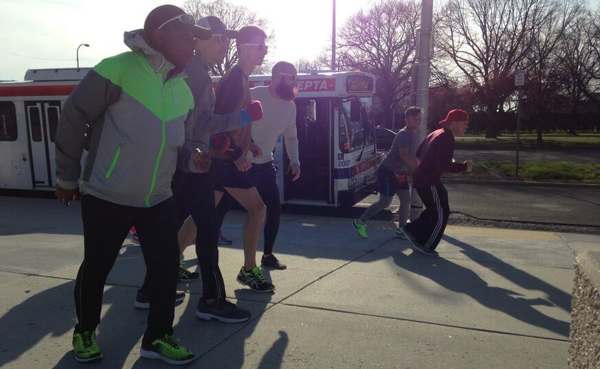 Can you keep up with a SEPTA bus? Give it a try at Race the Bus this weekend. | Provided