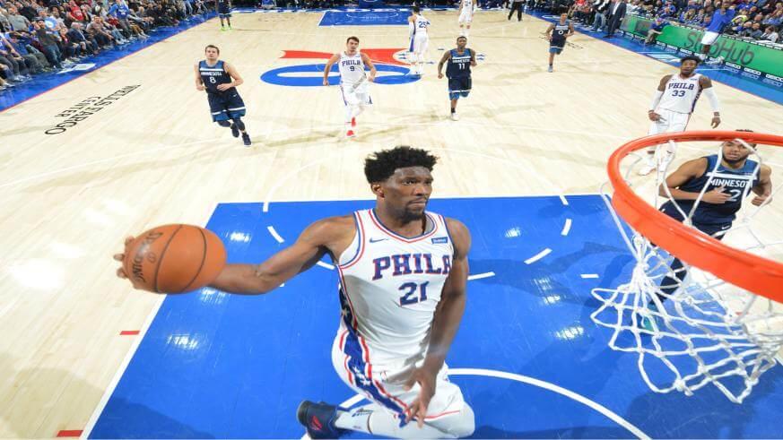 Embiid Sixers NBA Draft