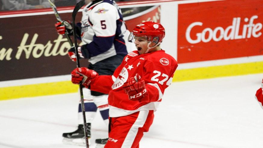Barrett Hayton NHL Draft Flyers