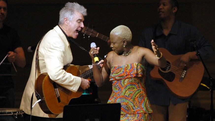 David Byrne Angelique Kidjo