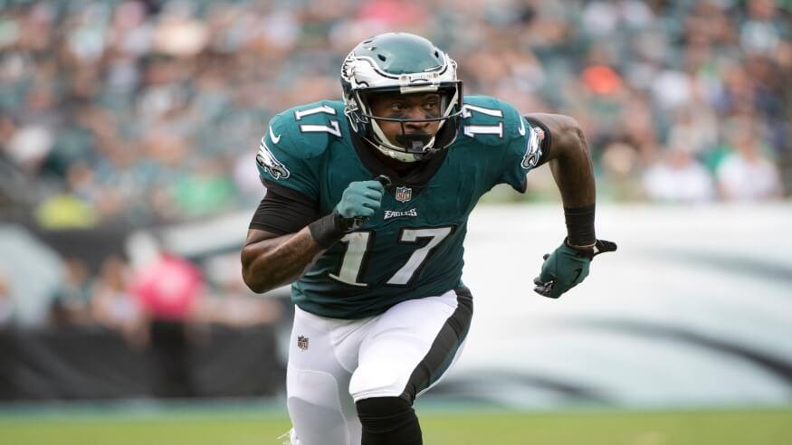 Philadelphia Eagles Alshon Jeffery