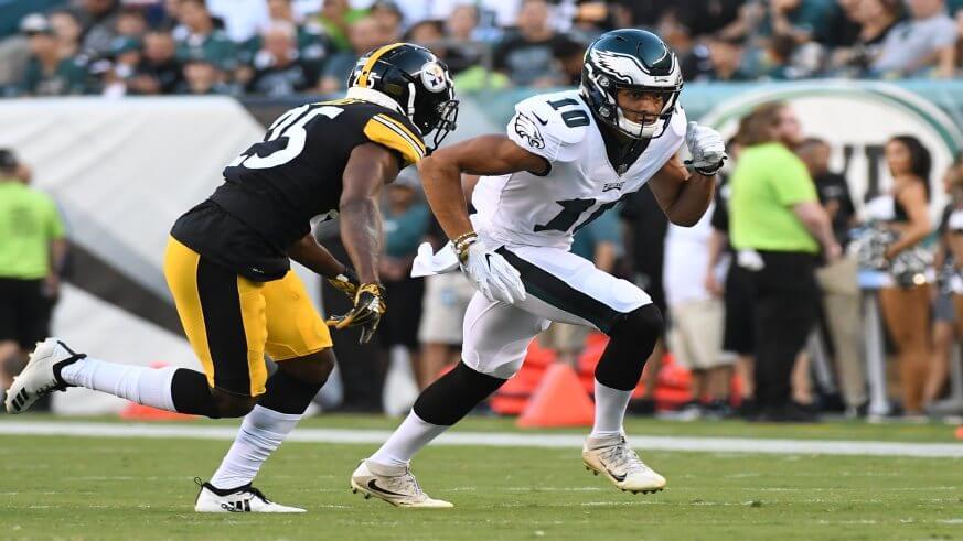 Mack Hollins Philadelphia Eagles