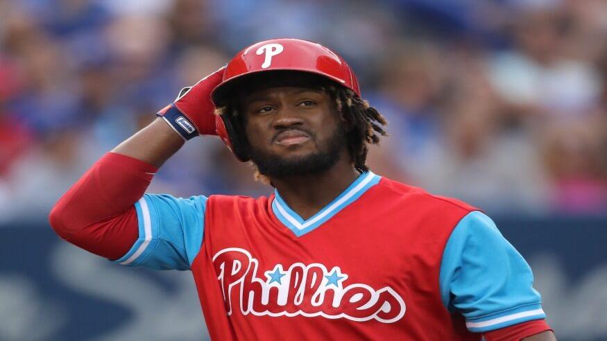 Philadelphia Phillies Odubel Herrera