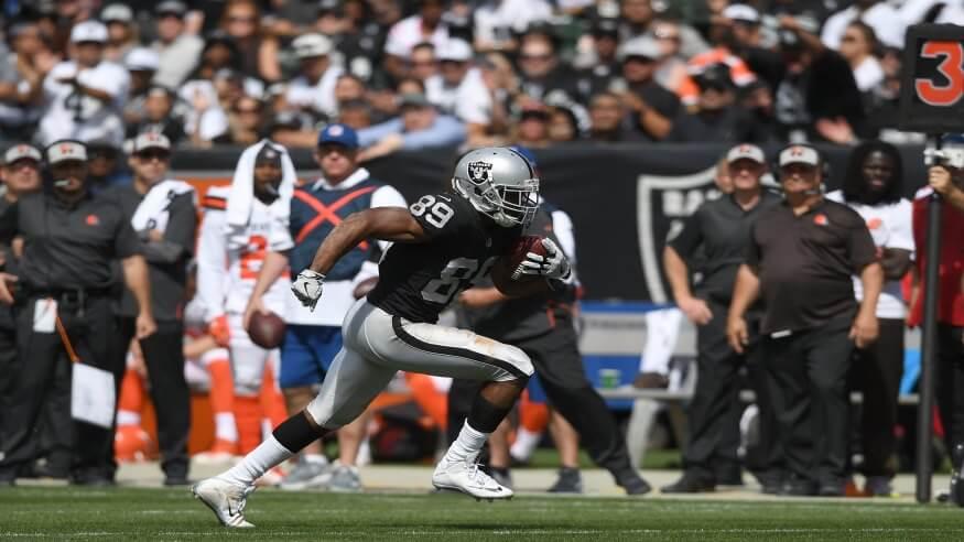 Oakland Raiders NFL Amari Cooper