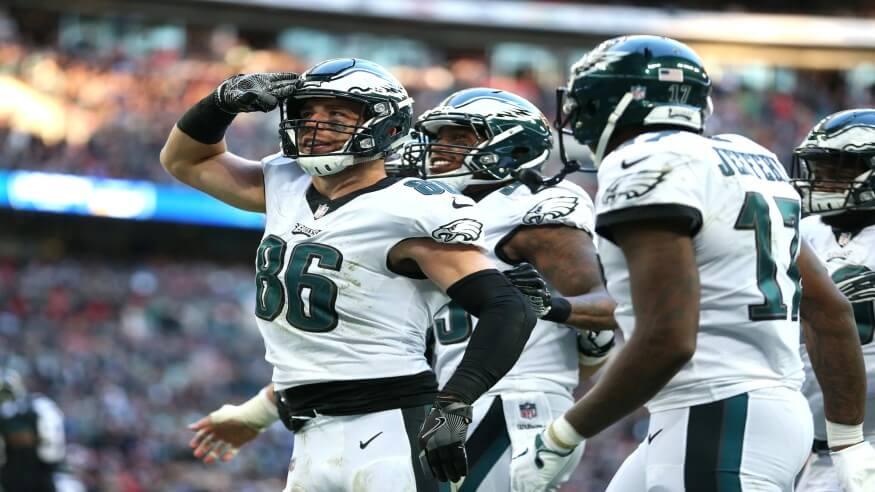 Philadelphia Eagles NFL Zach Ertz