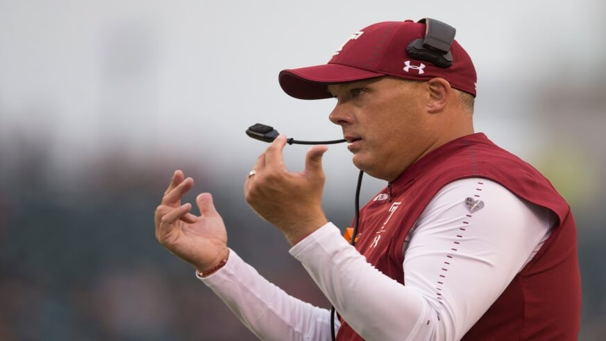 Geoff Collins Temple Owls College Football
