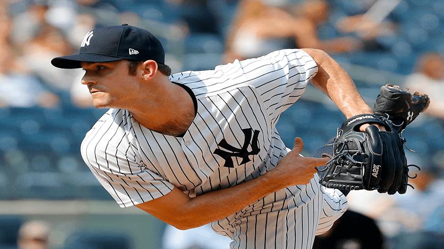 David Robertson Philadelphia Phillies New York Yankees MLB