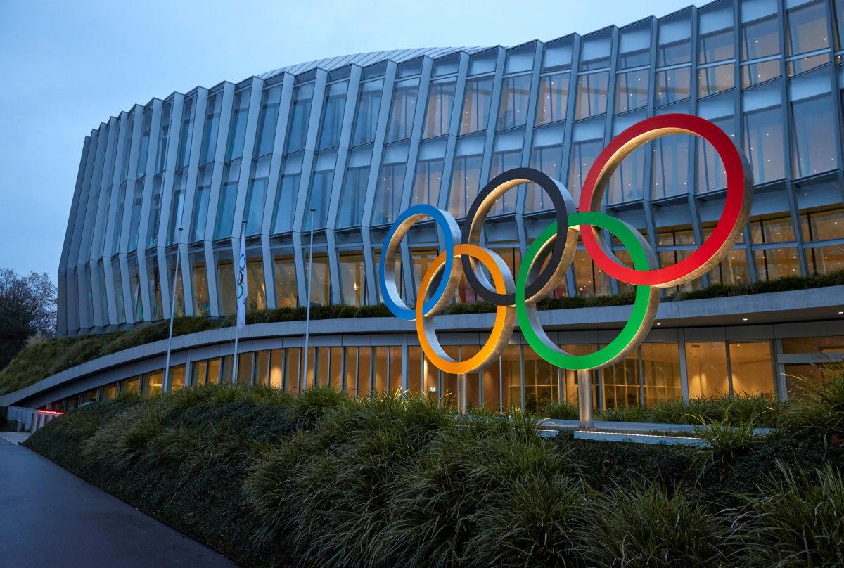Olympics IOC